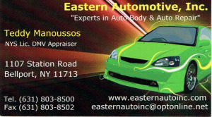 Eastern Automotive, Inc.
